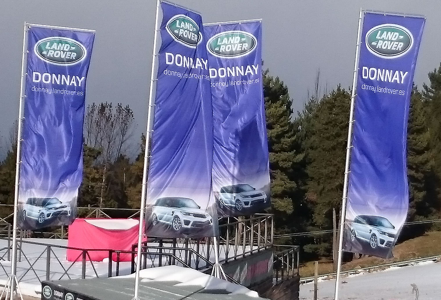 Land Rover DONNAY