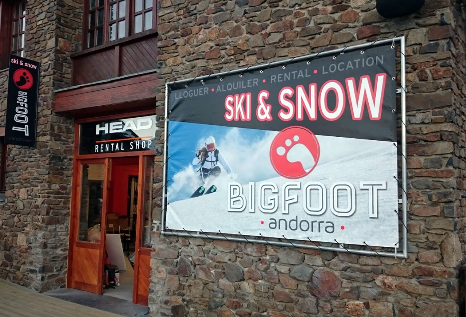 Big Foot Andorra